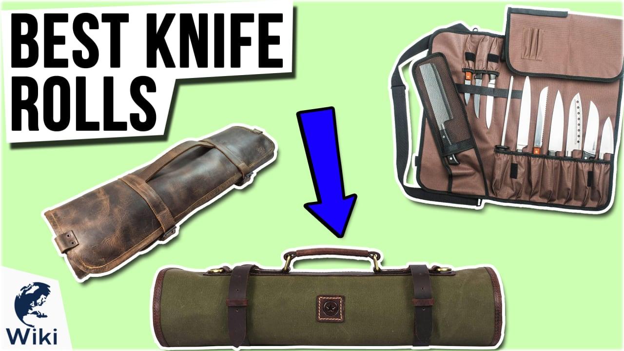 10 Best Knife Rolls