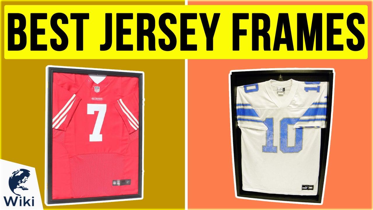 10 Best Jersey Frames