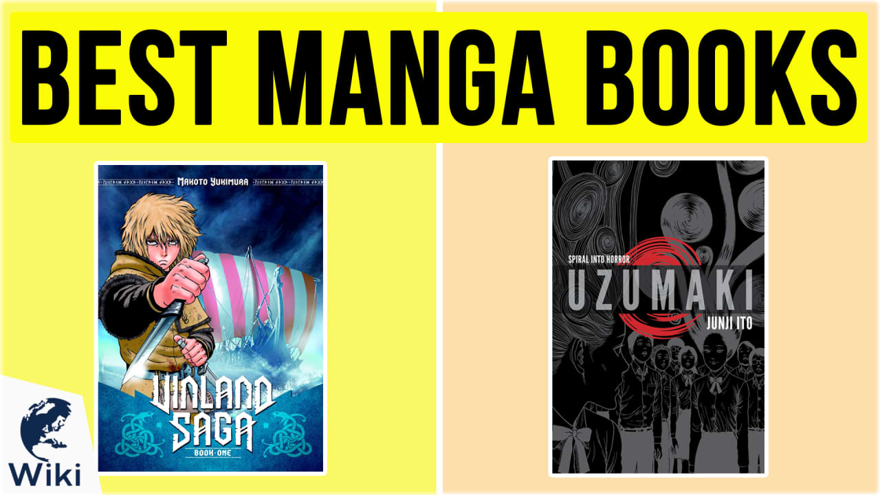 10 Best Manga Books