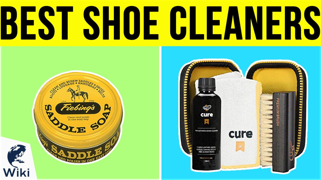 10 Best Shoe Cleaners