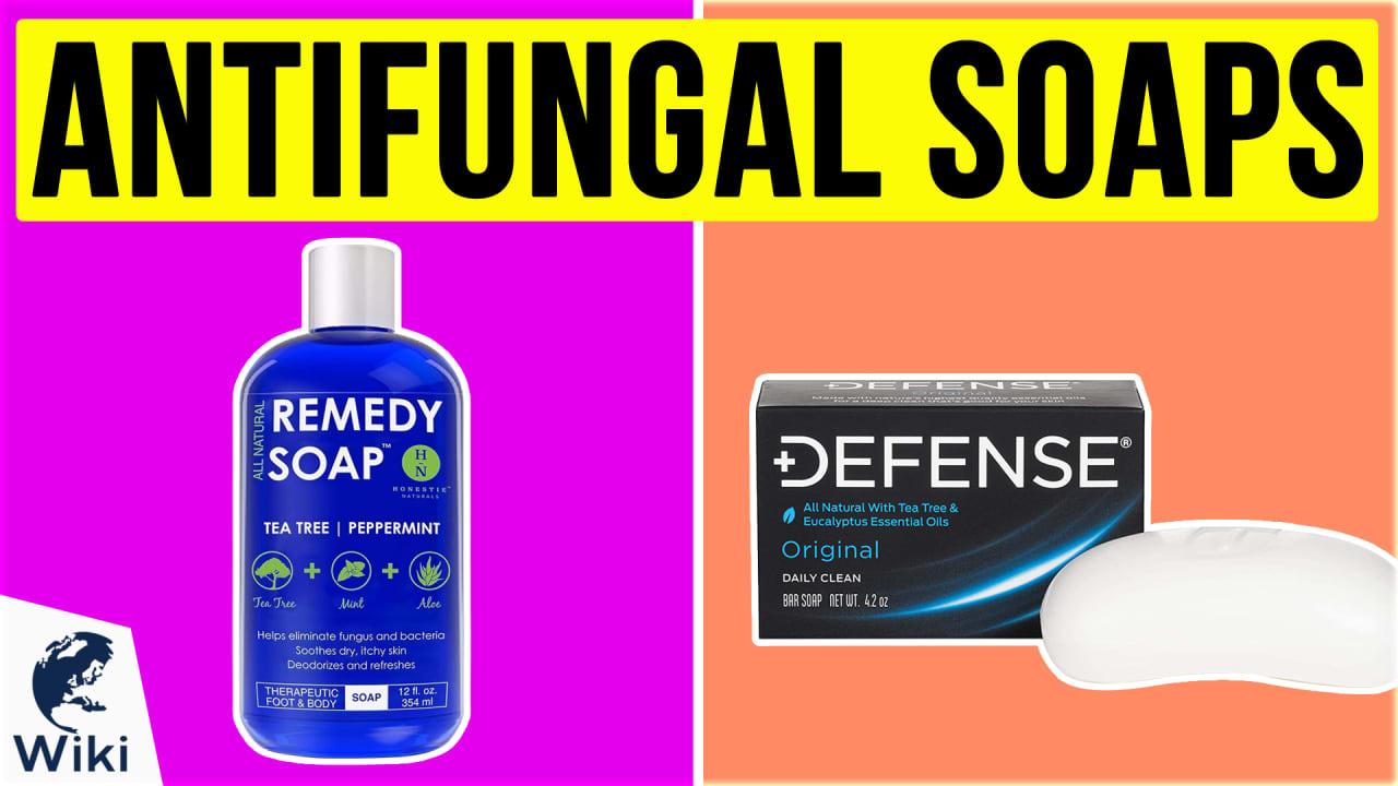 10 Best Antifungal Soaps