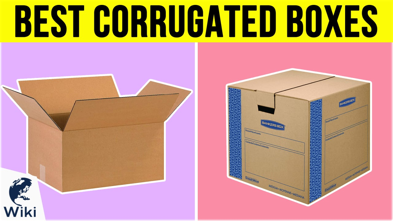 10 Best Corrugated Boxes