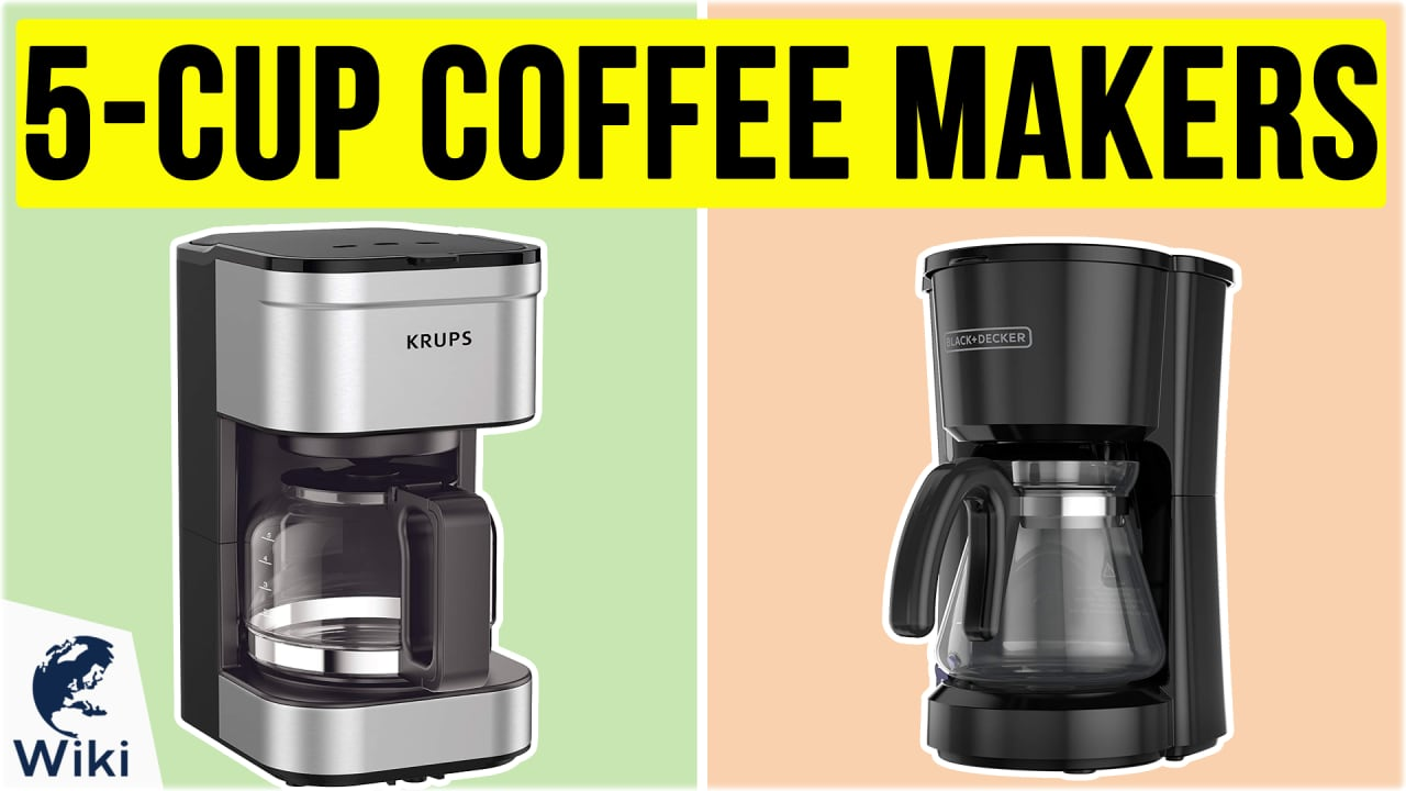 10 Best 5-Cup Coffee Makers