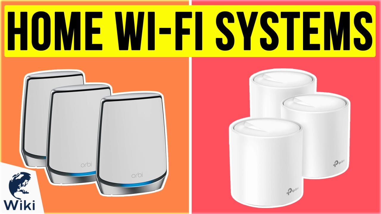 10 Best Home Wi-Fi Systems