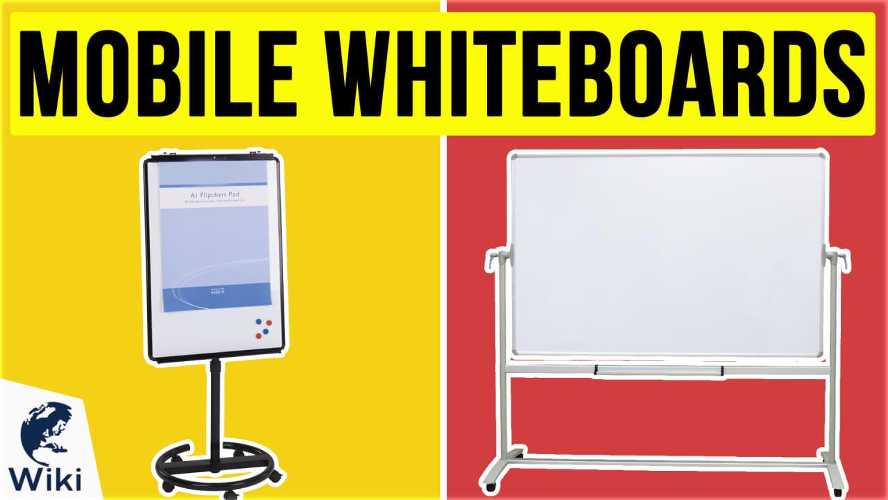10 Best Mobile Whiteboards