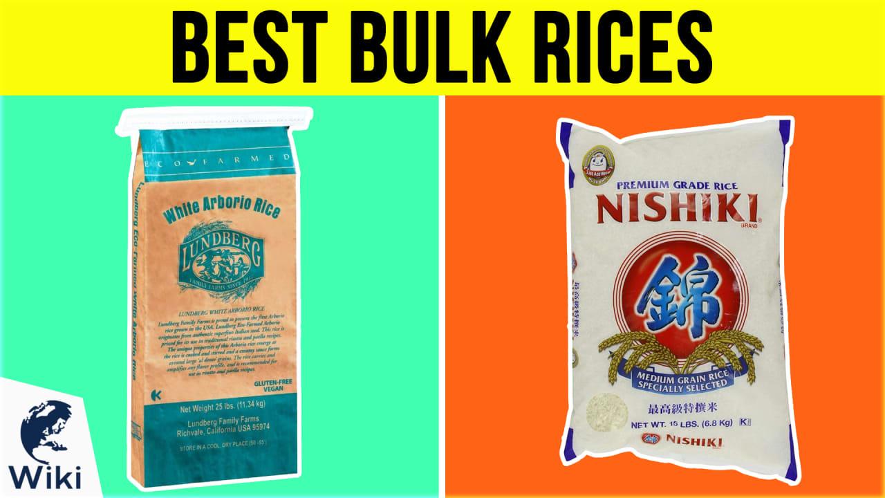 10 Best Bulk Rices