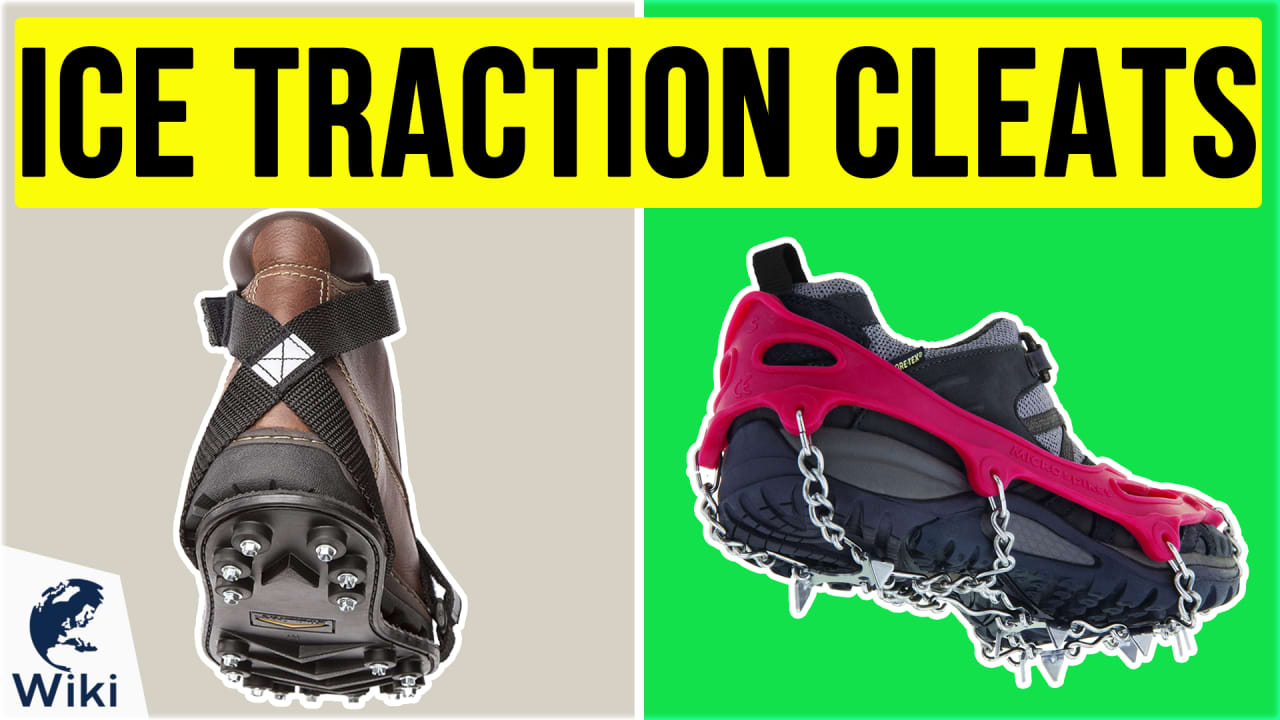 10 Best Ice Traction Cleats