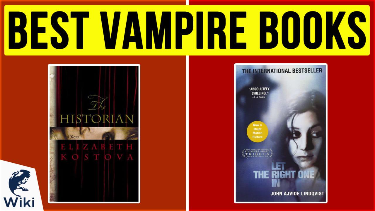 10 Best Vampire Books