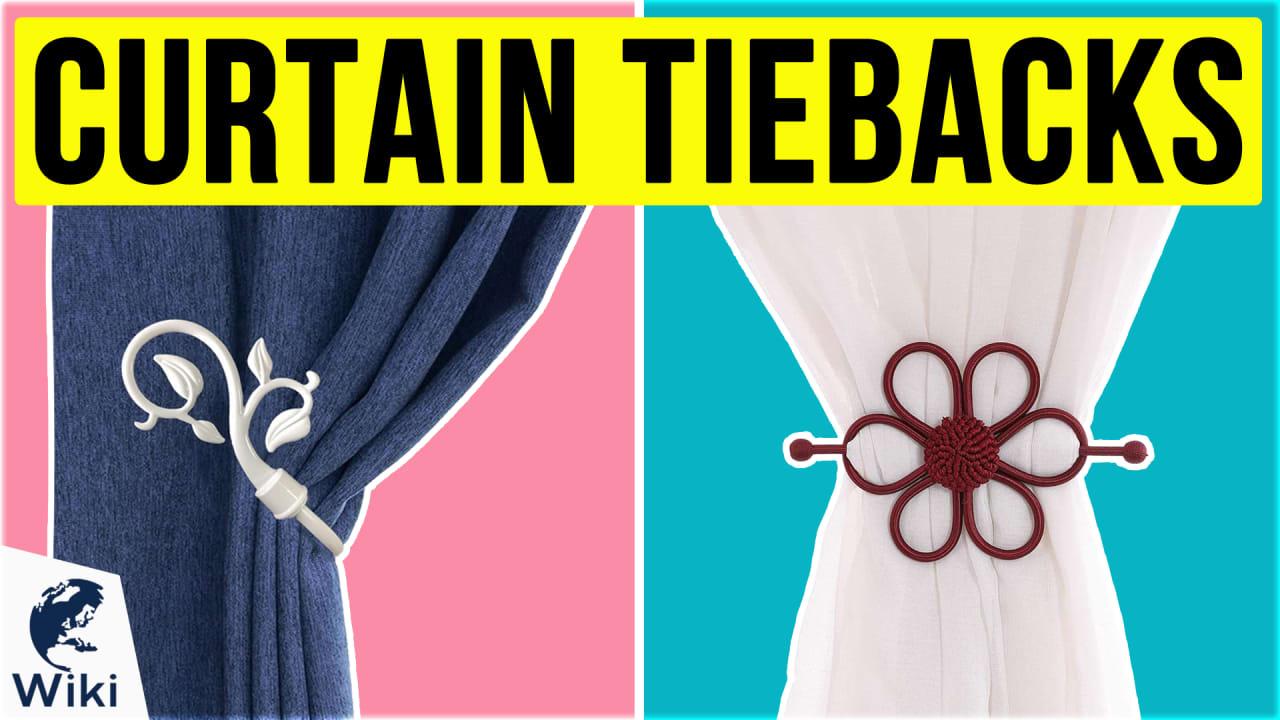 10 Best Curtain Tiebacks