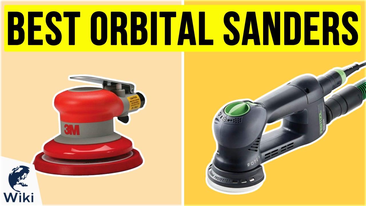10 Best Orbital Sanders
