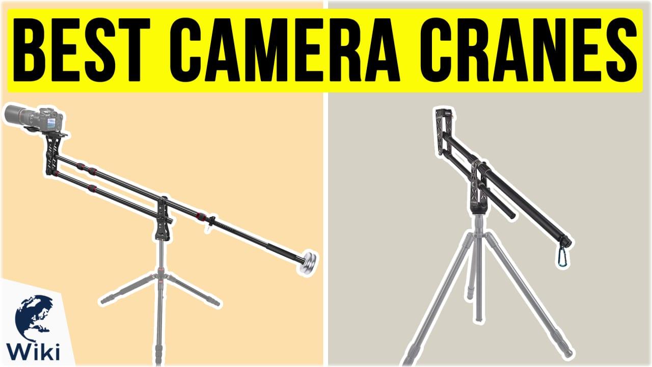 10 Best Camera Cranes