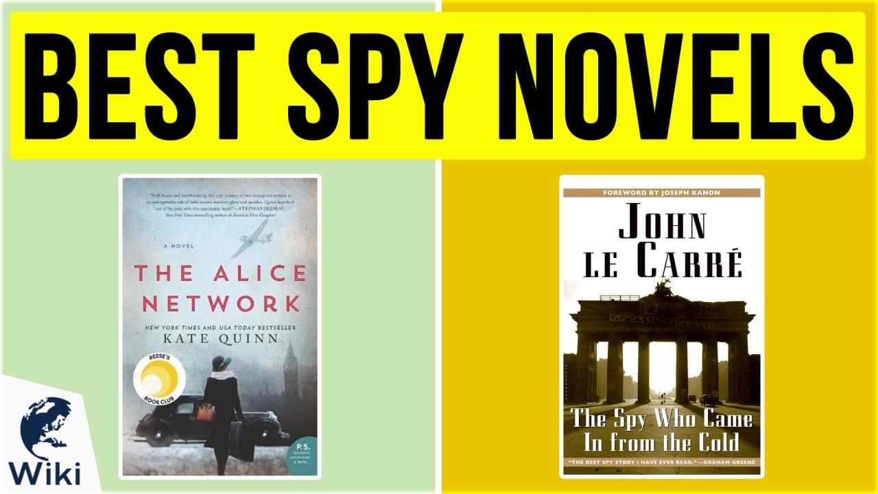 10 Best Spy Novels