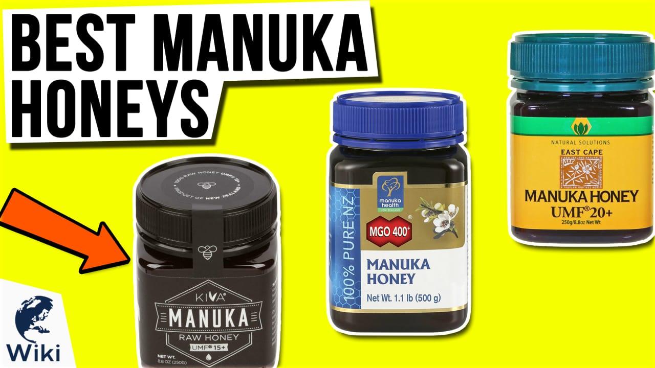 10 Best Manuka Honeys