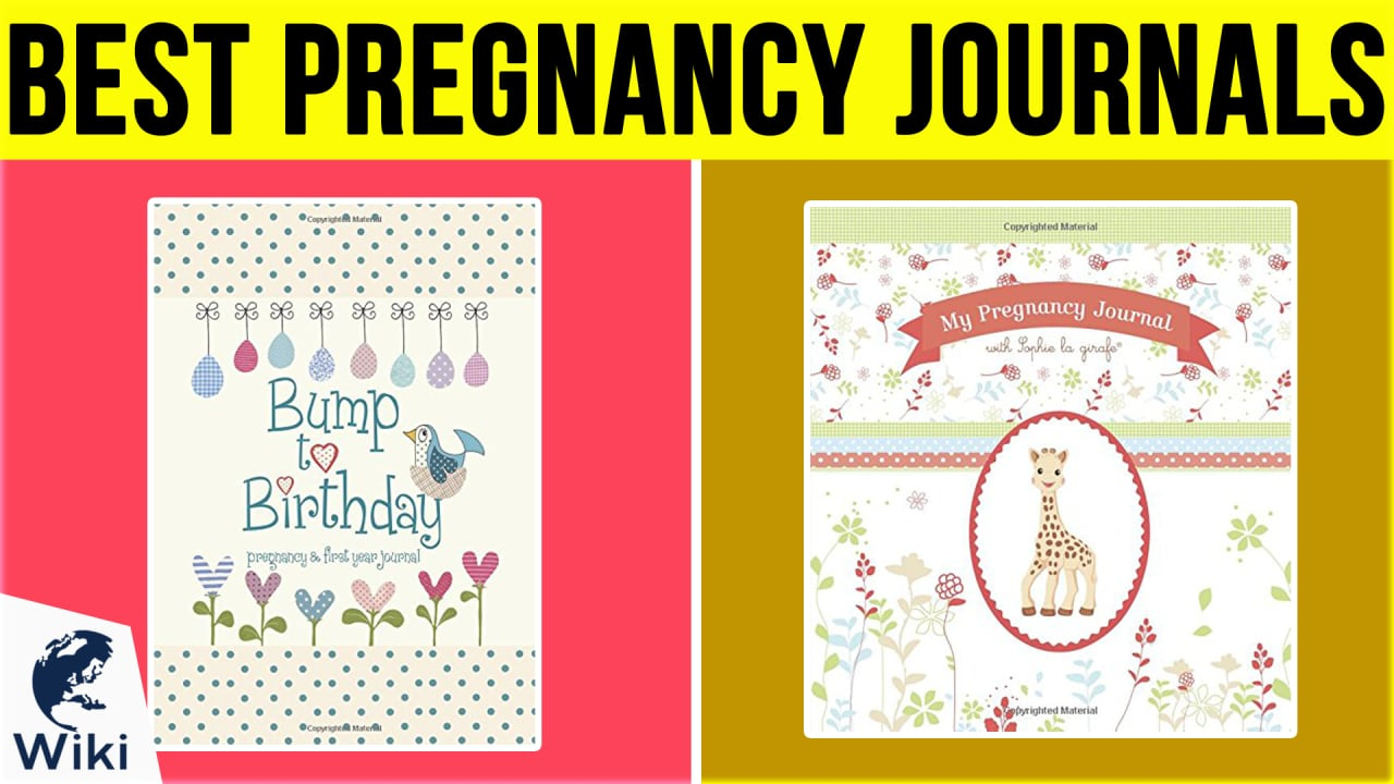 10 Best Pregnancy Journals