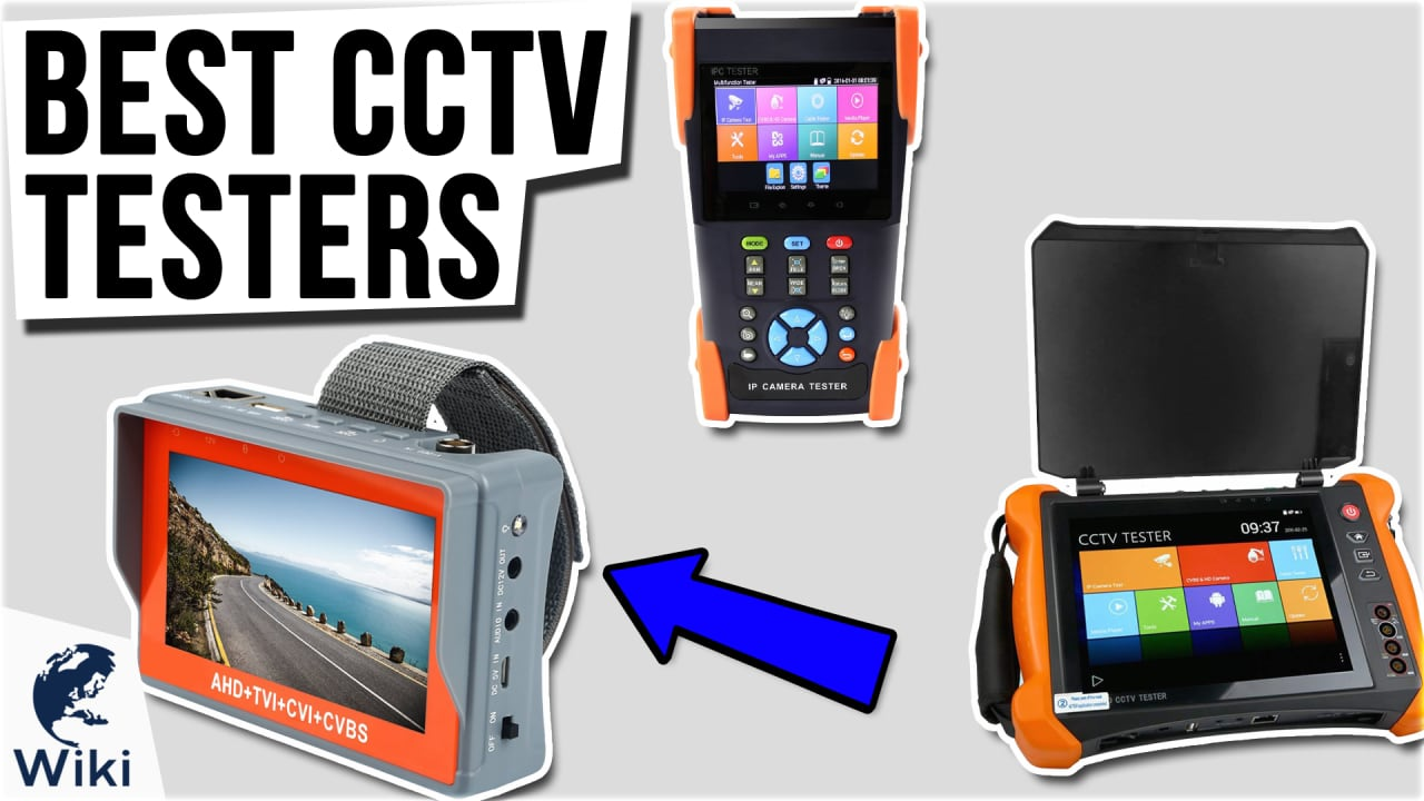 8 Best CCTV Testers