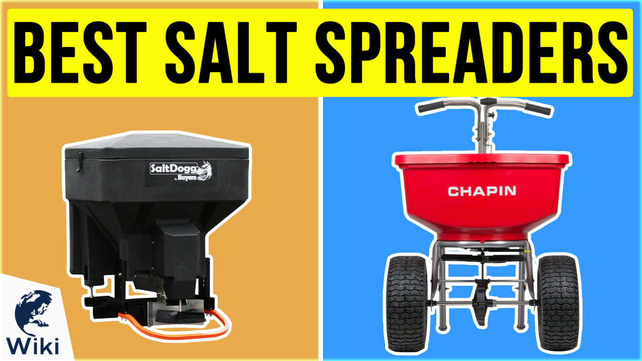 8 Best Salt Spreaders