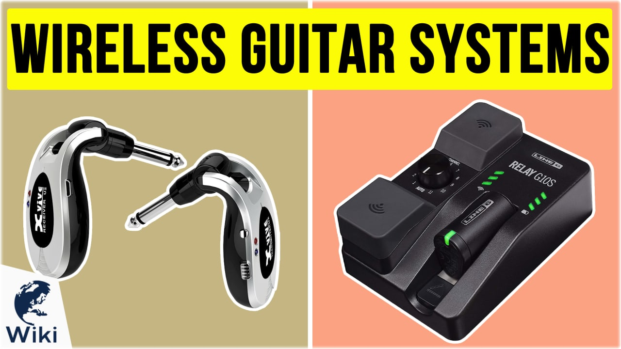 10 Best Wireless Guitar Systems