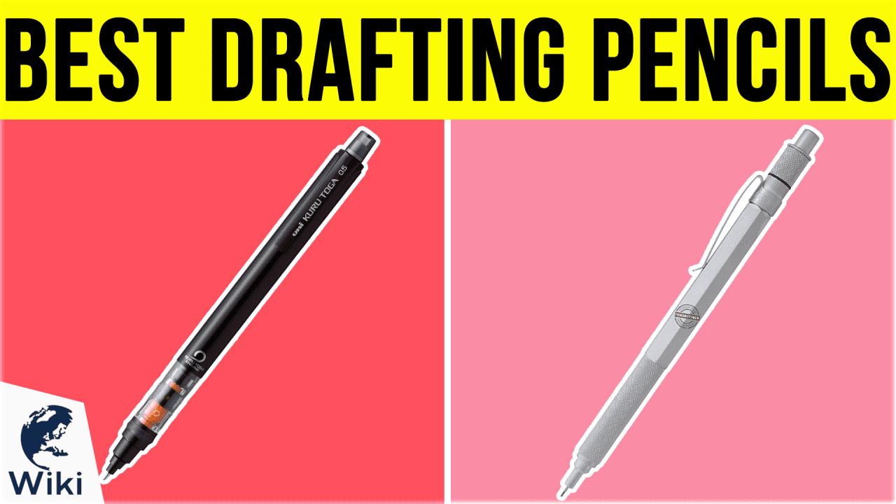 10 Best Drafting Pencils