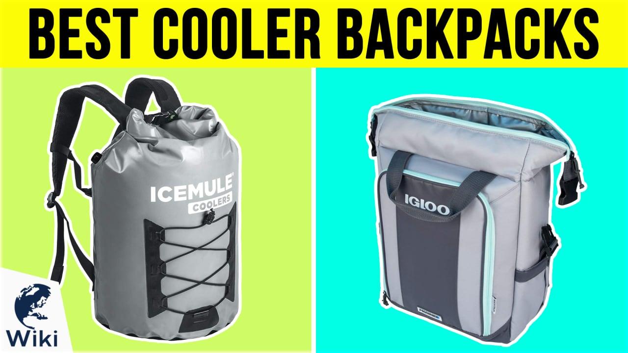 10 Best Cooler Backpacks