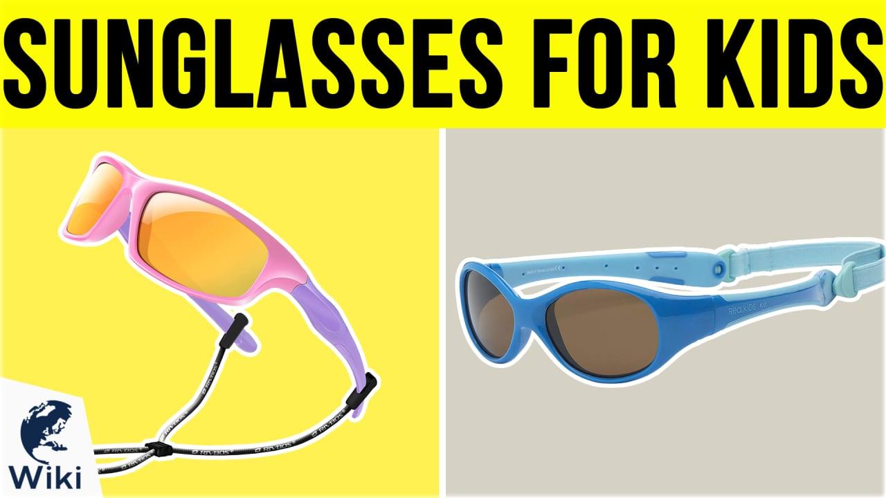 10 Best Sunglasses For Kids