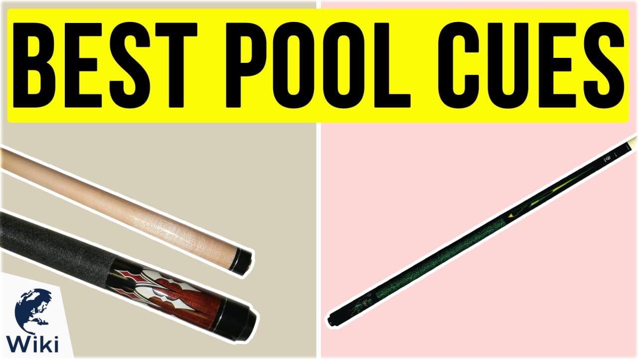 10 Best Pool Cues