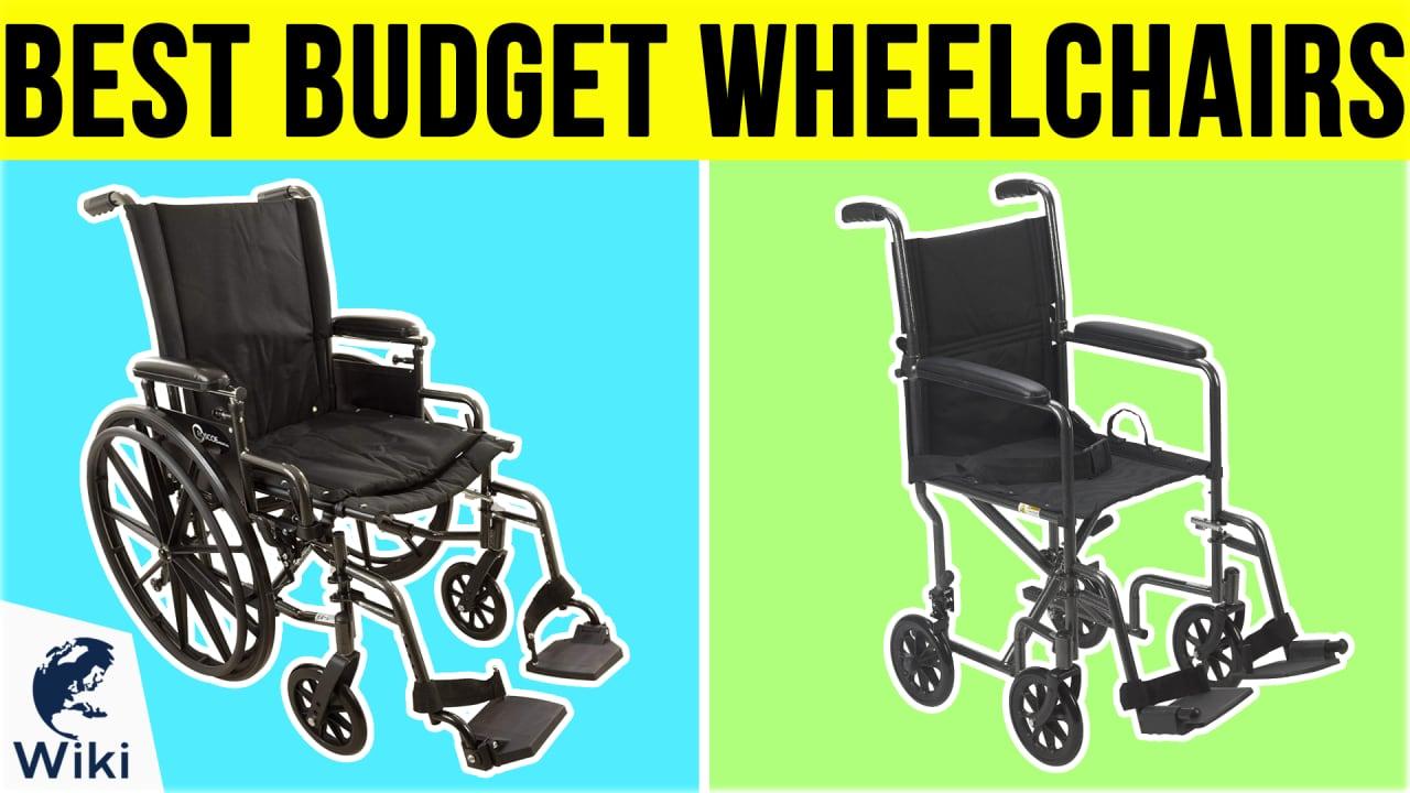 9 Best Budget Wheelchairs