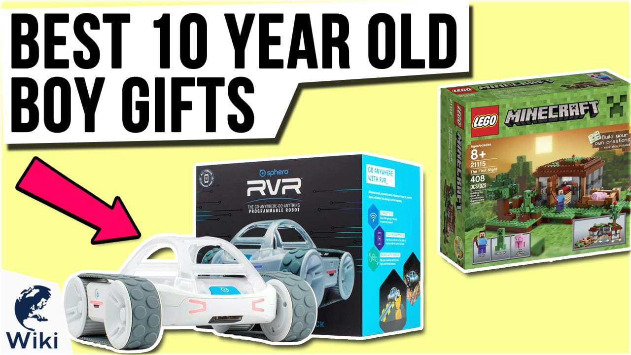 10 Best 10 Year Old Boy Gifts