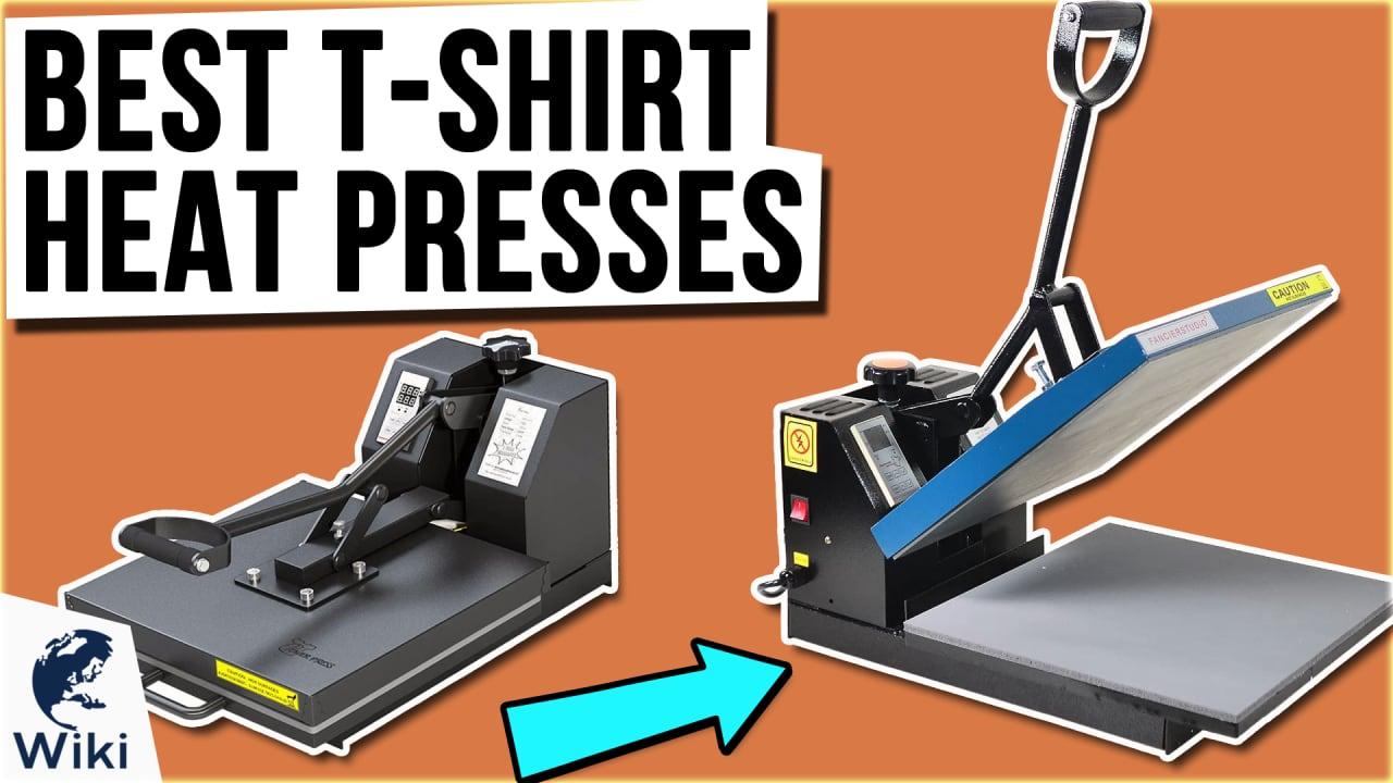 9 Best T-Shirt Heat Presses