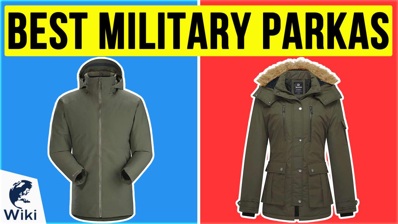 10 Best Military Parkas