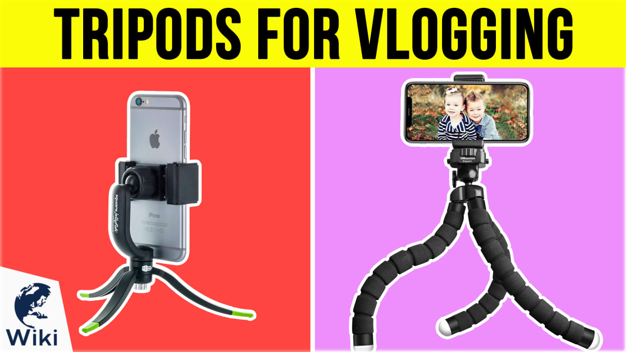 10 Best Tripods For Vlogging