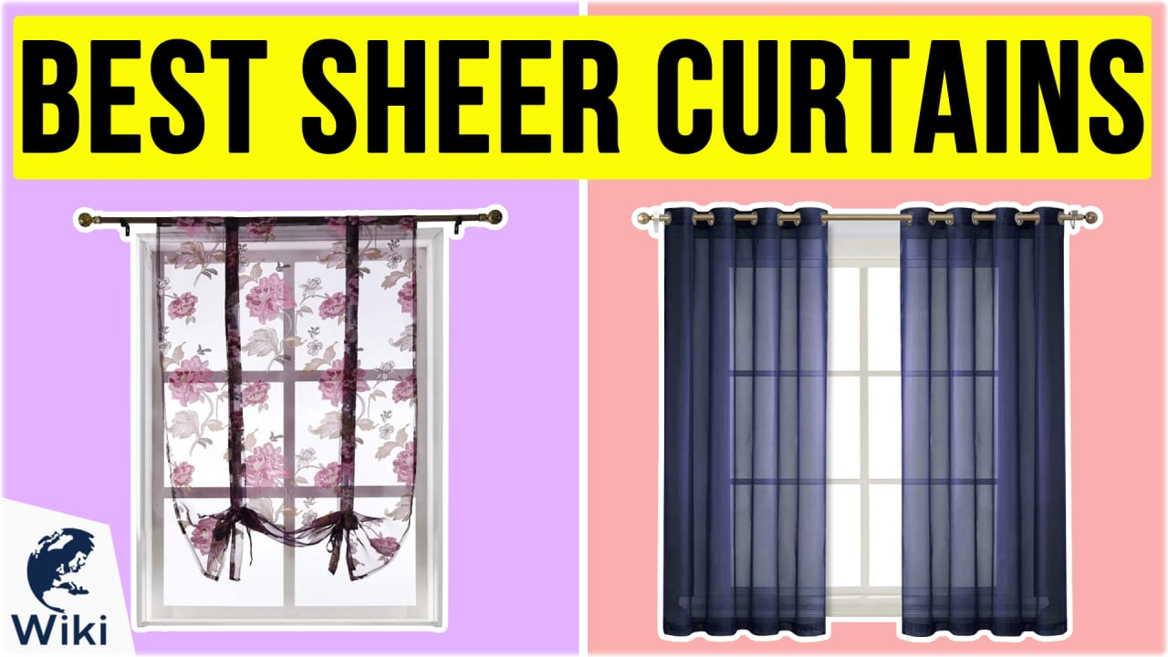 10 Best Sheer Curtains
