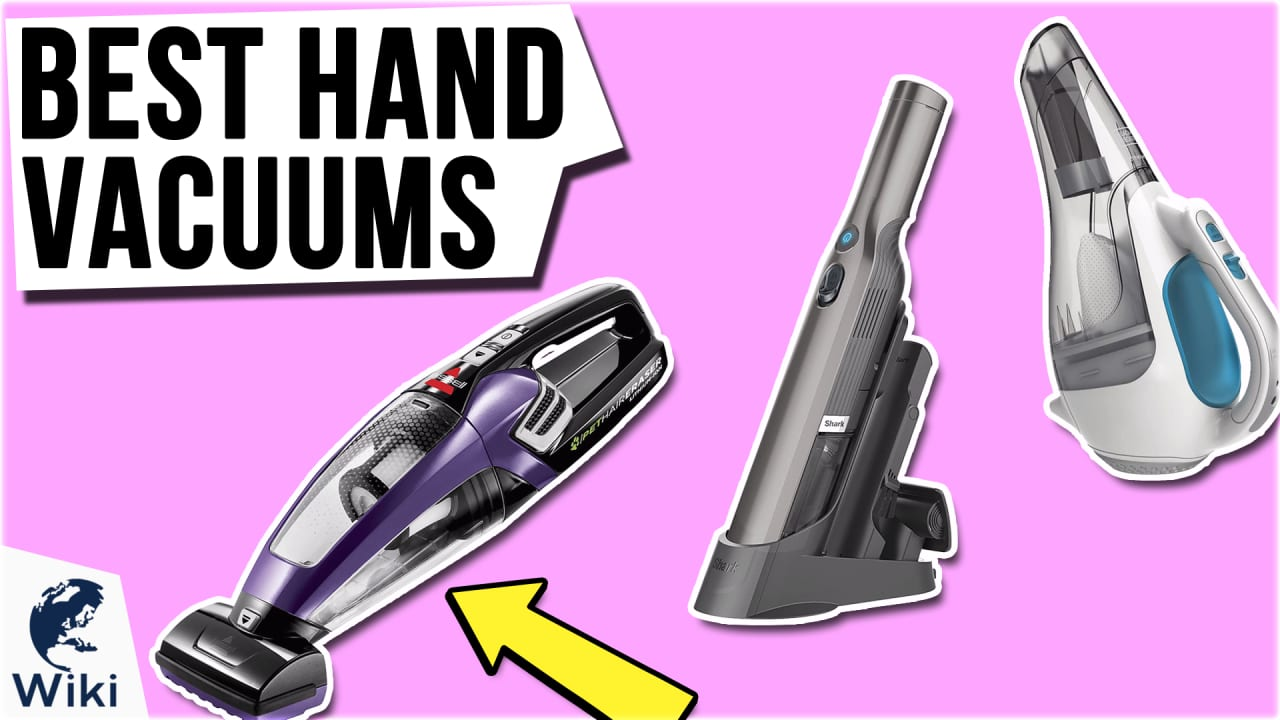 10 Best Hand Vacuums