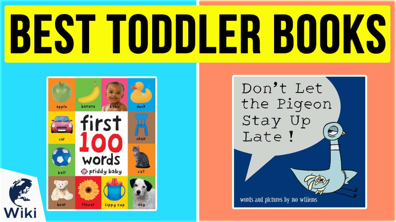 10 Best Toddler Books