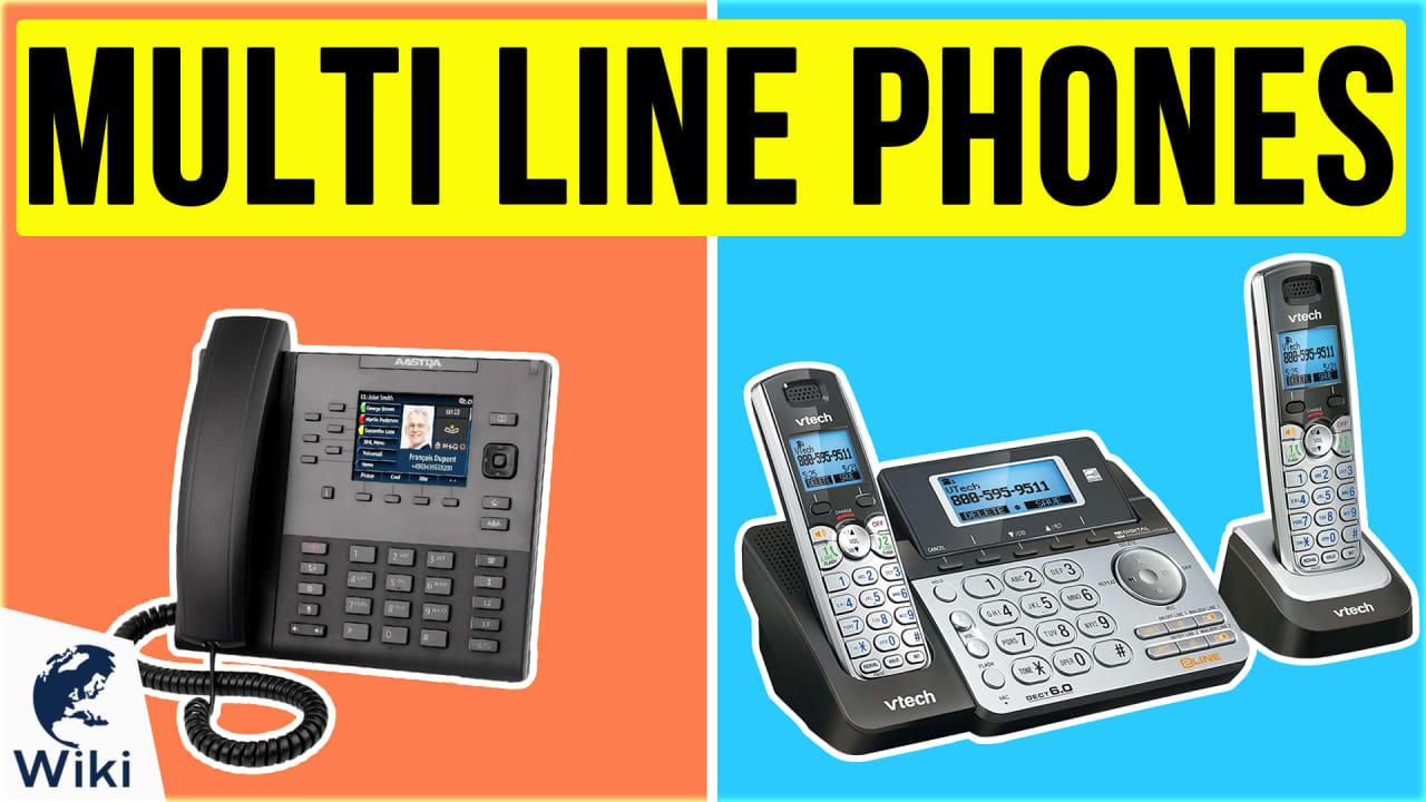 8 Best Multi Line Phones