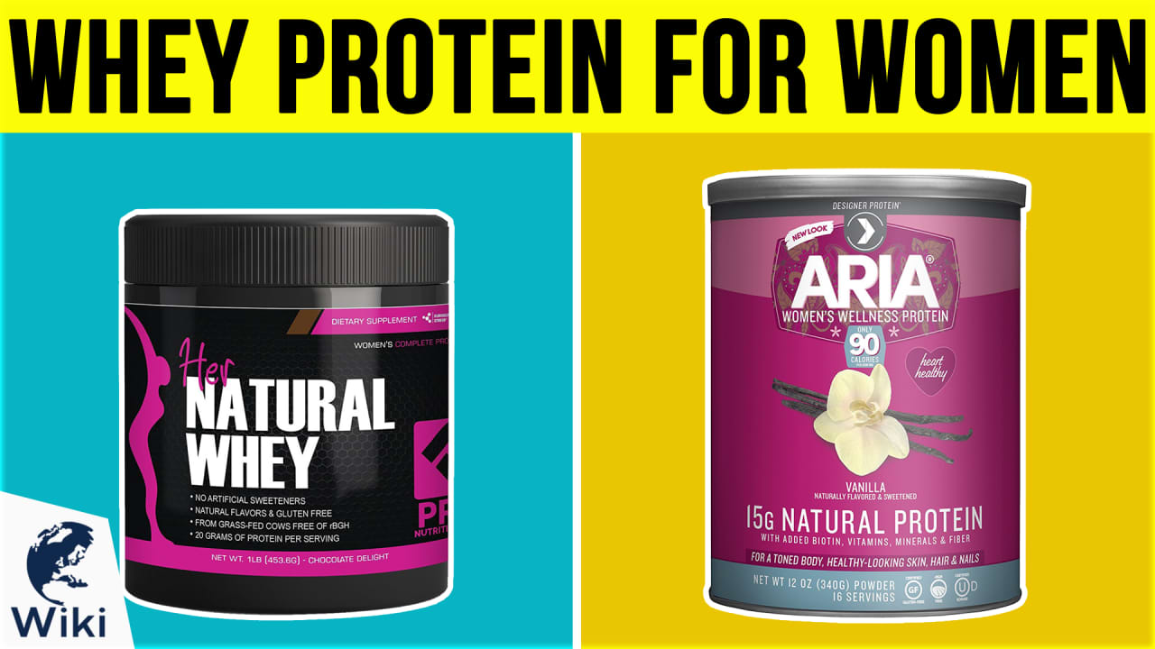 10 Best Whey Protein For Women