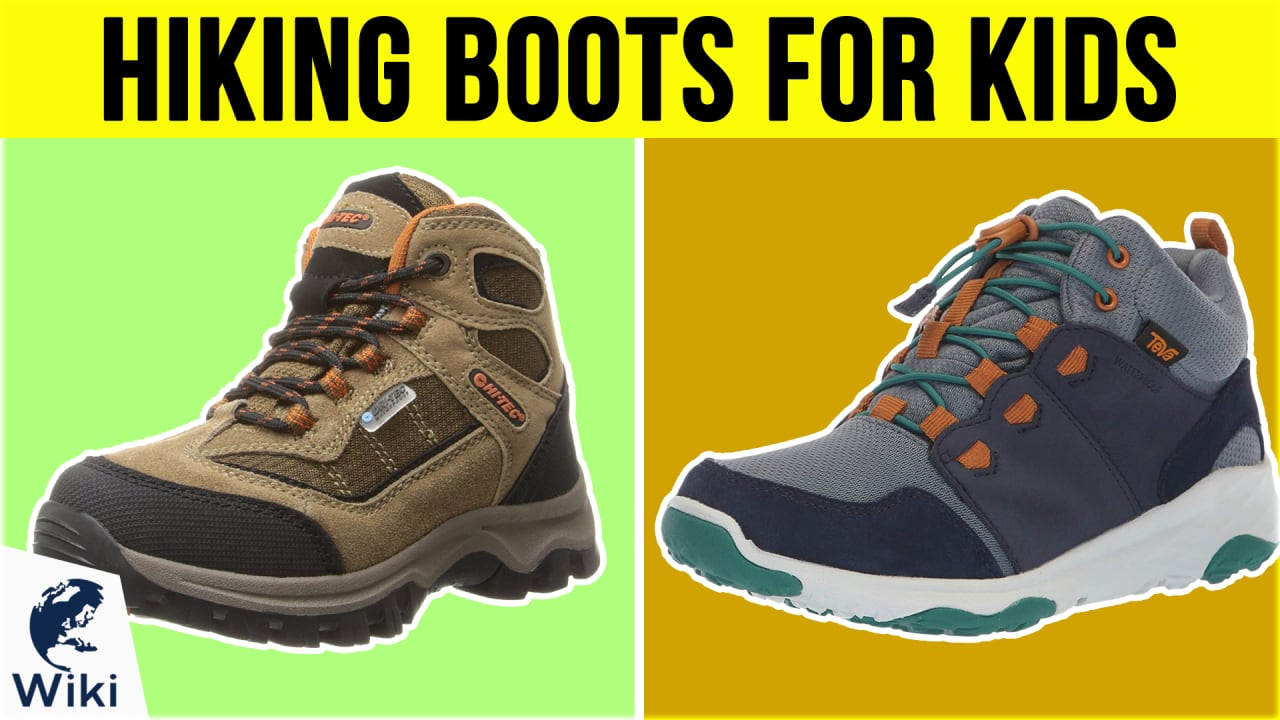 10 Best Hiking Boots For Kids