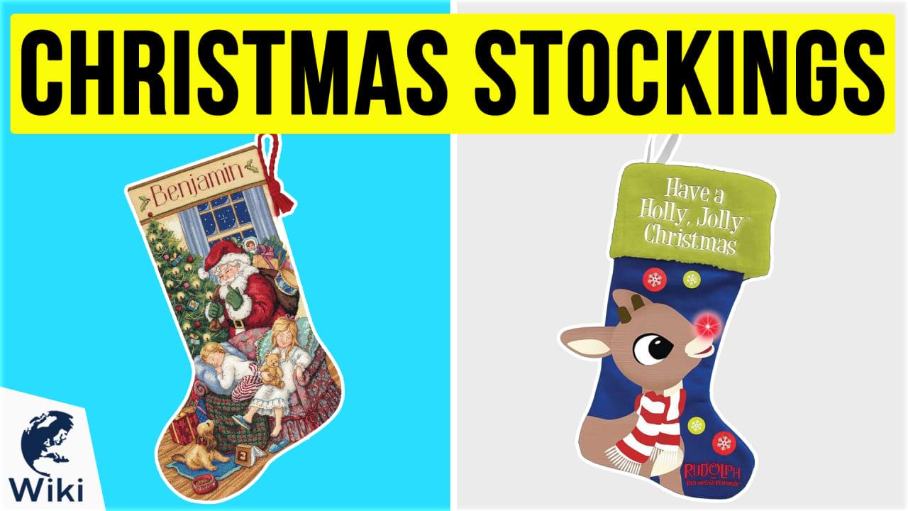 10 Best Christmas Stockings