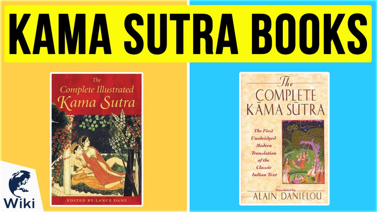 8 Best Kama Sutra Books
