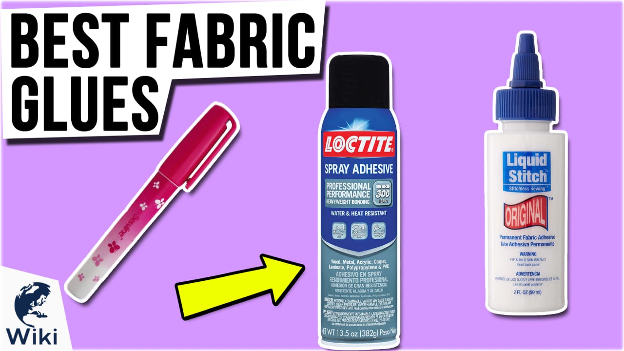 9 Best Fabric Glues