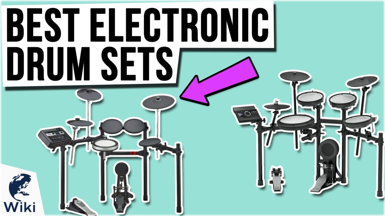10 Best Electronic Drum Sets