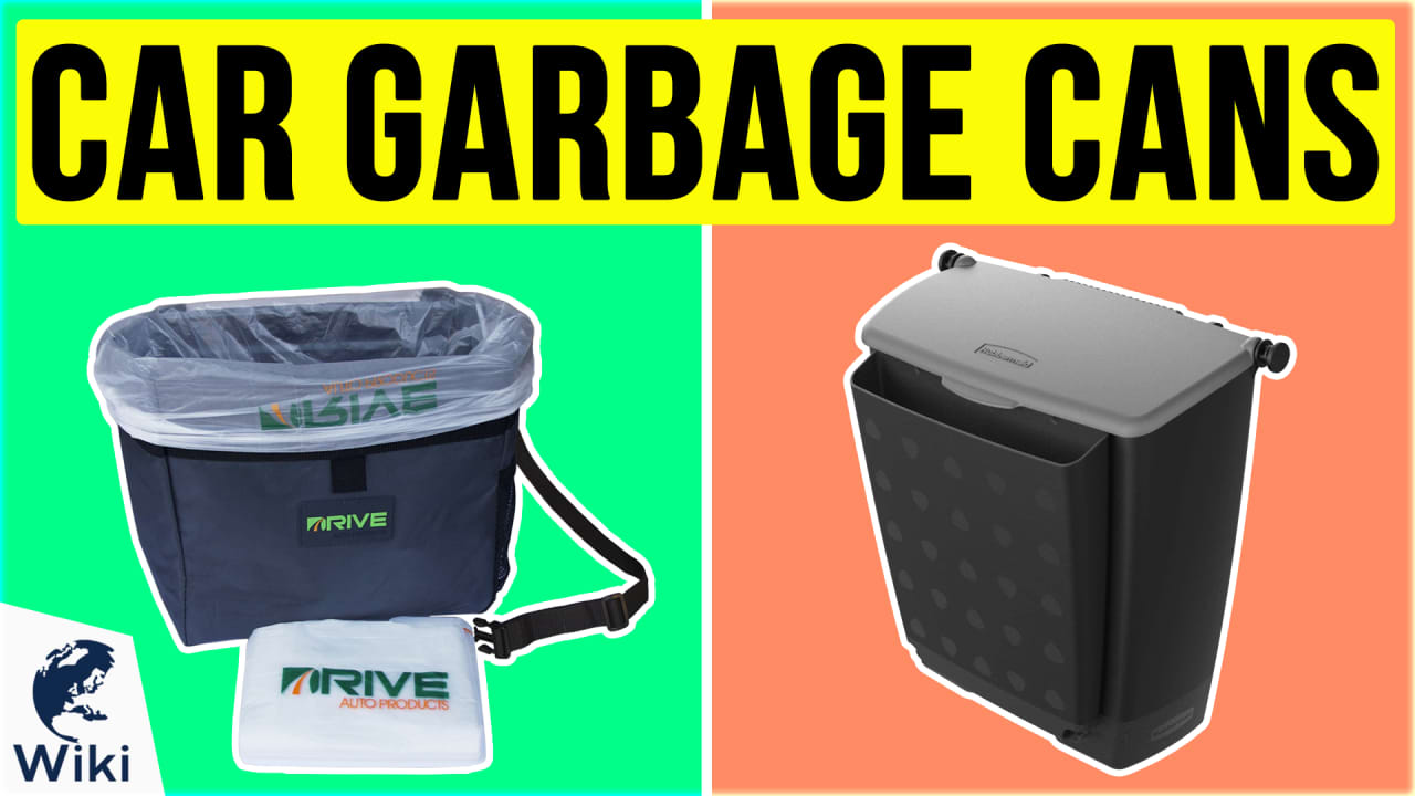 10 Best Car Garbage Cans