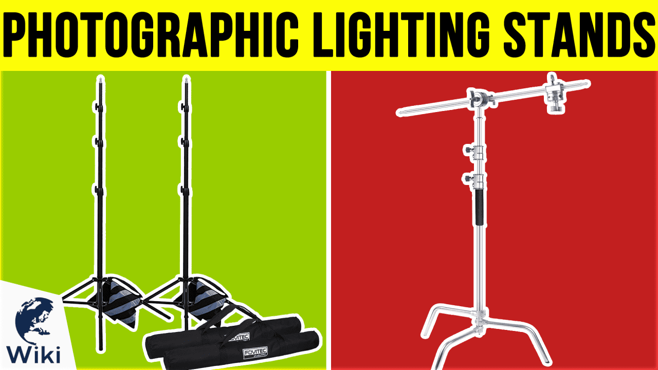 5 Best Photographic Lighting Stands