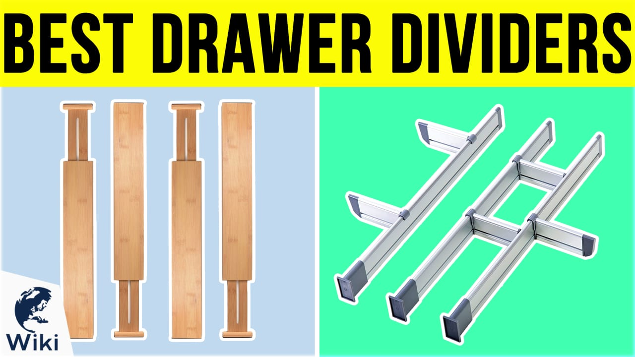 10 Best Drawer Dividers