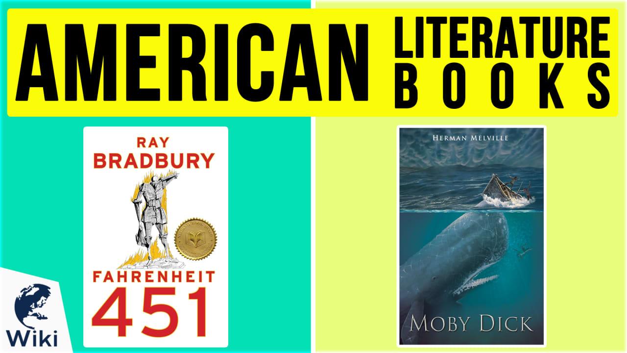 10 Best American Literature Books