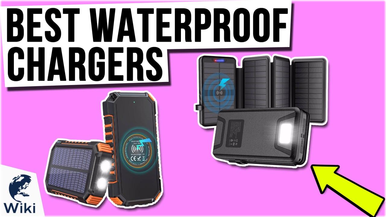 8 Best Waterproof Chargers