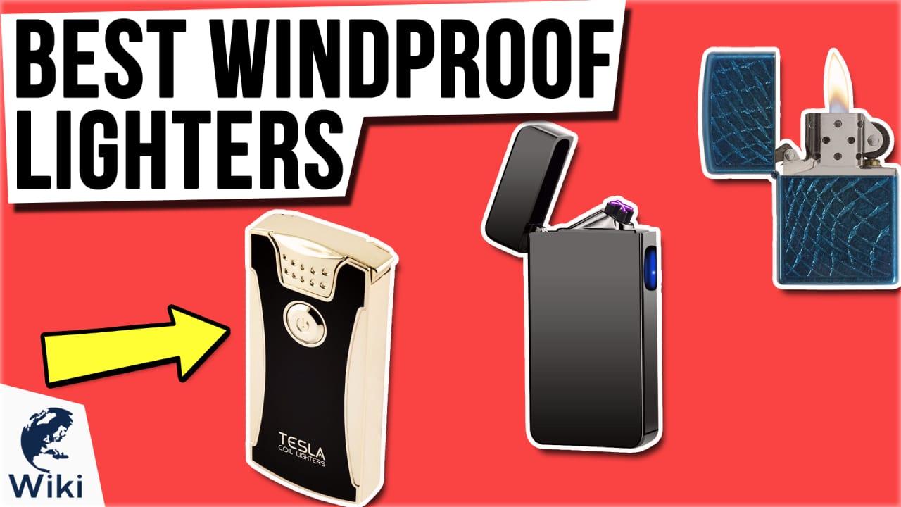 10 Best Windproof Lighters