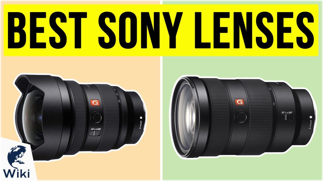 10 Best Sony Lenses