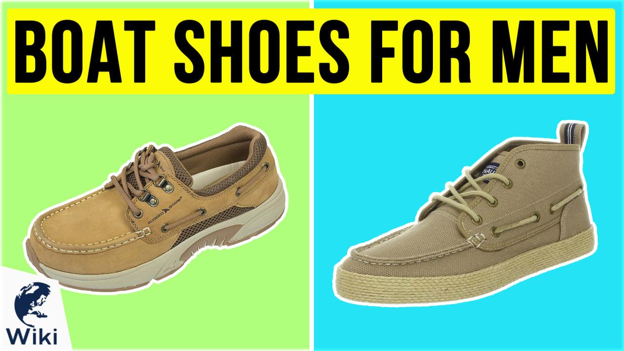 10 Best Boat Shoes For Men