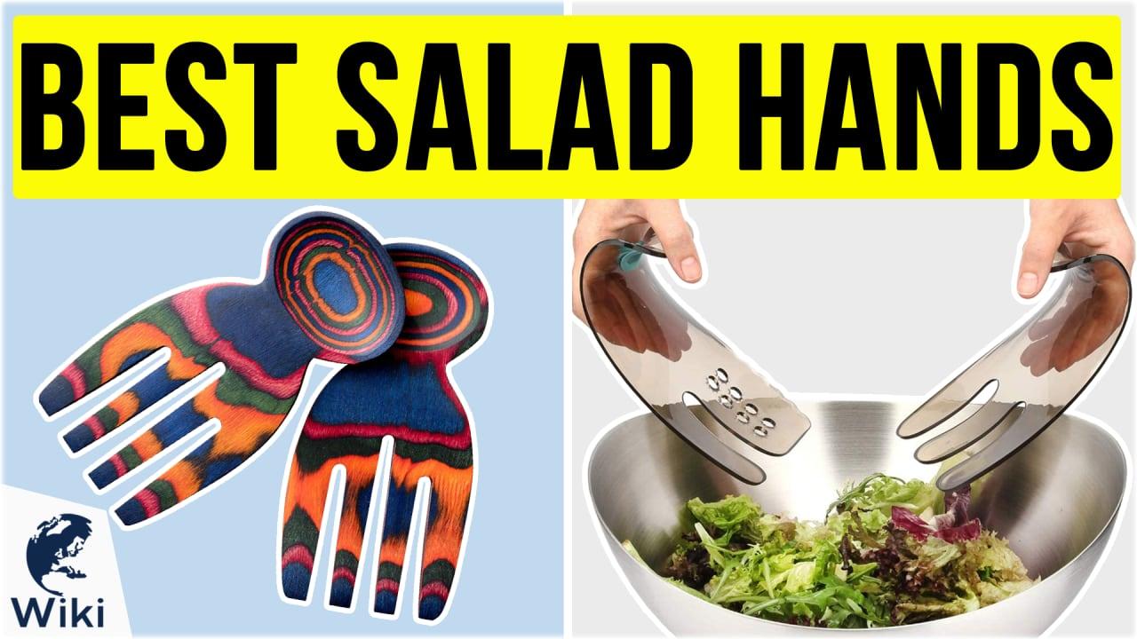 10 Best Salad Hands