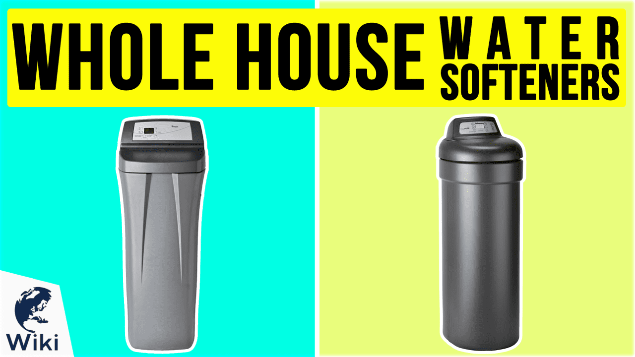 10 Best Whole House Water Softeners